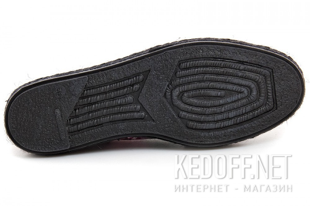 Женские кеды Las Espadrillas D3734 made in Spain