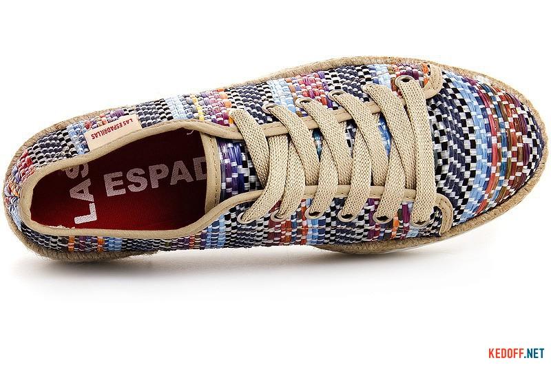 Las Espadrillas D4240