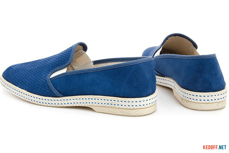 Мокасины Las Espadrillas Fv4319-40 Made in Spain