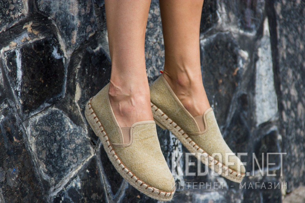 Мокасини Las Espadrillas Fv5651-18 Made in Spain