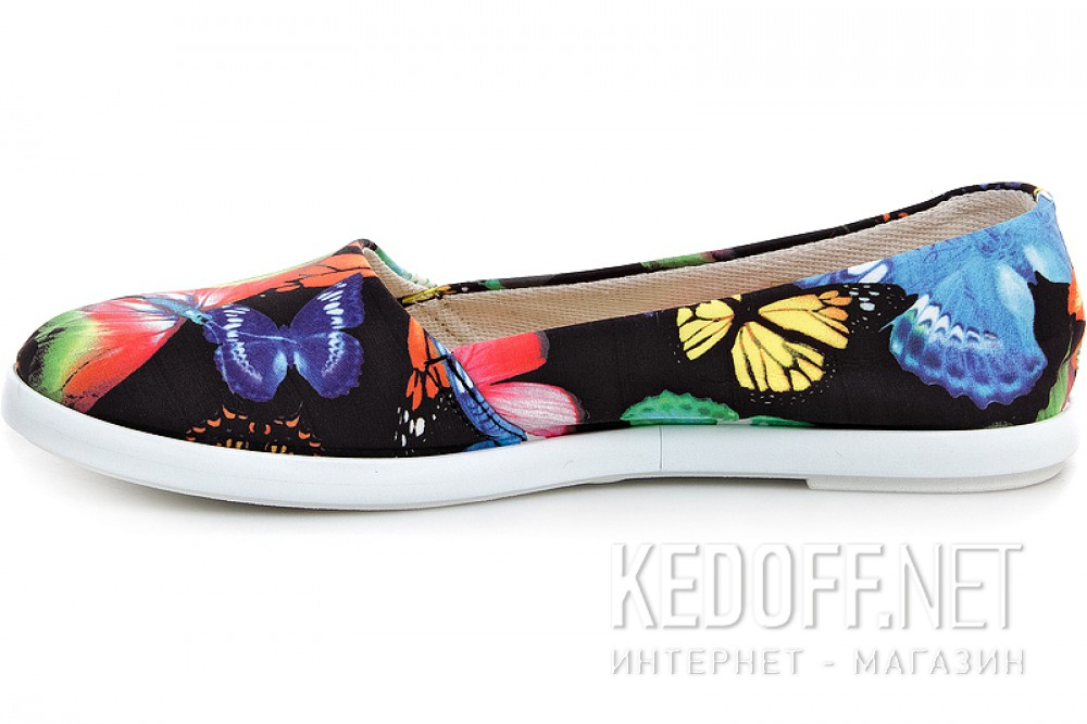 Женские балетки Las Espadrillas Kd601-27 Made in Spain