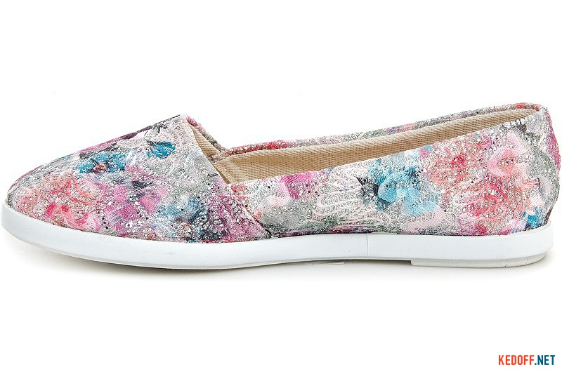 Ballerinas Las Espadrillas Kd610-34 Made in Spain