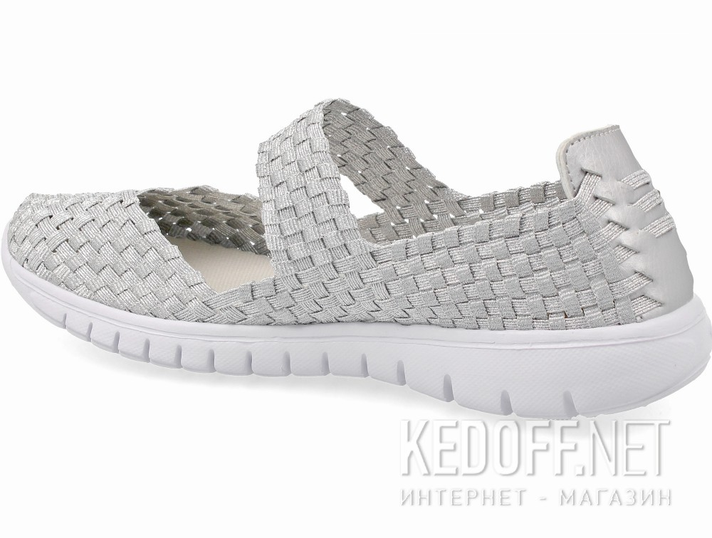 Sporty ballerinas Las Espadrillas Antistress Memory Foam 22-24472-14