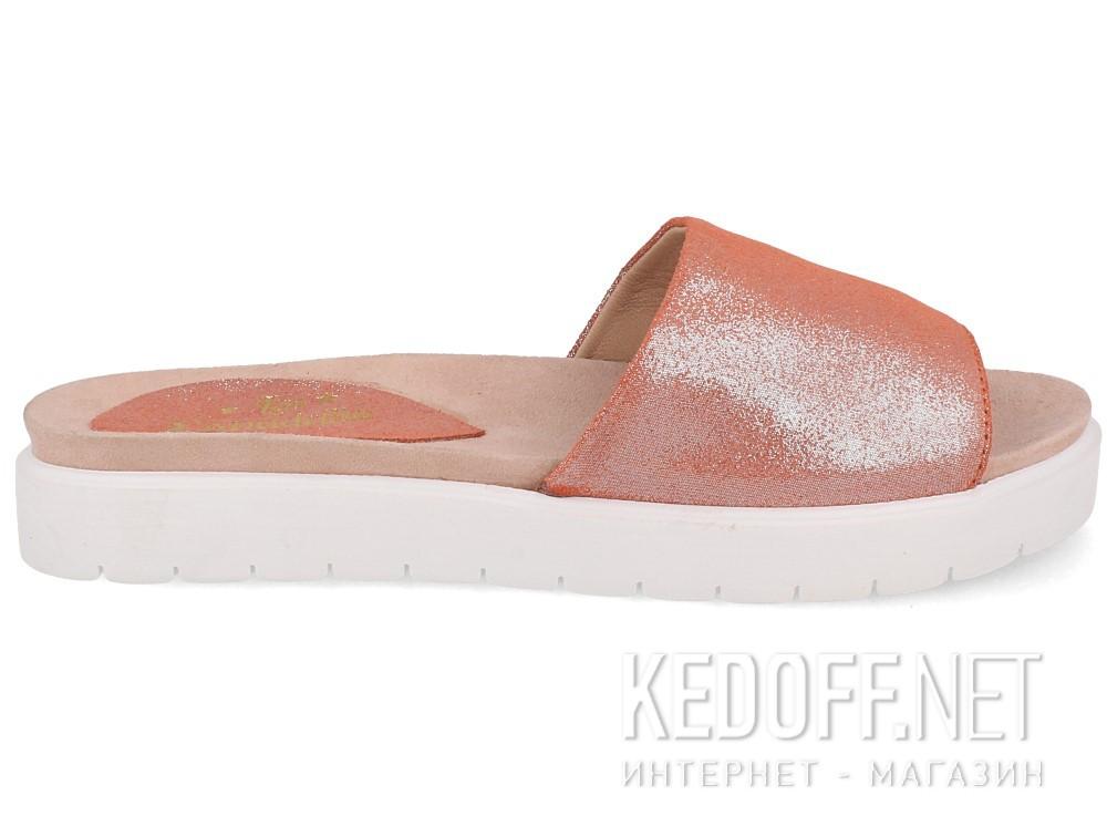 Тапочки Las Espadrillas Shiny Pink 20423-34 купить Киев