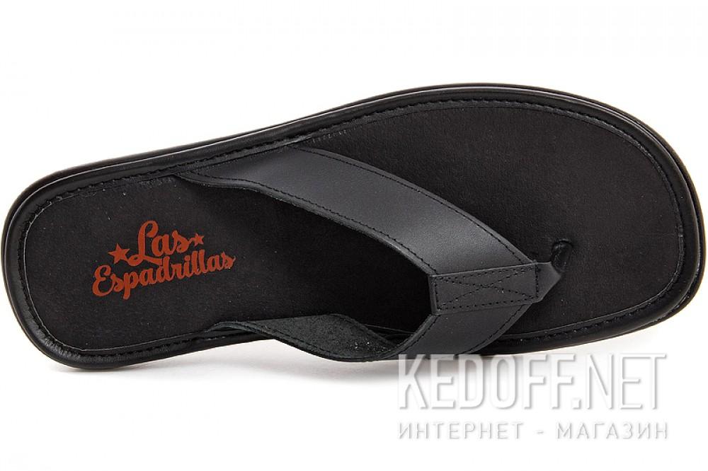 Mens sandals Las Espadrillas V1282-27