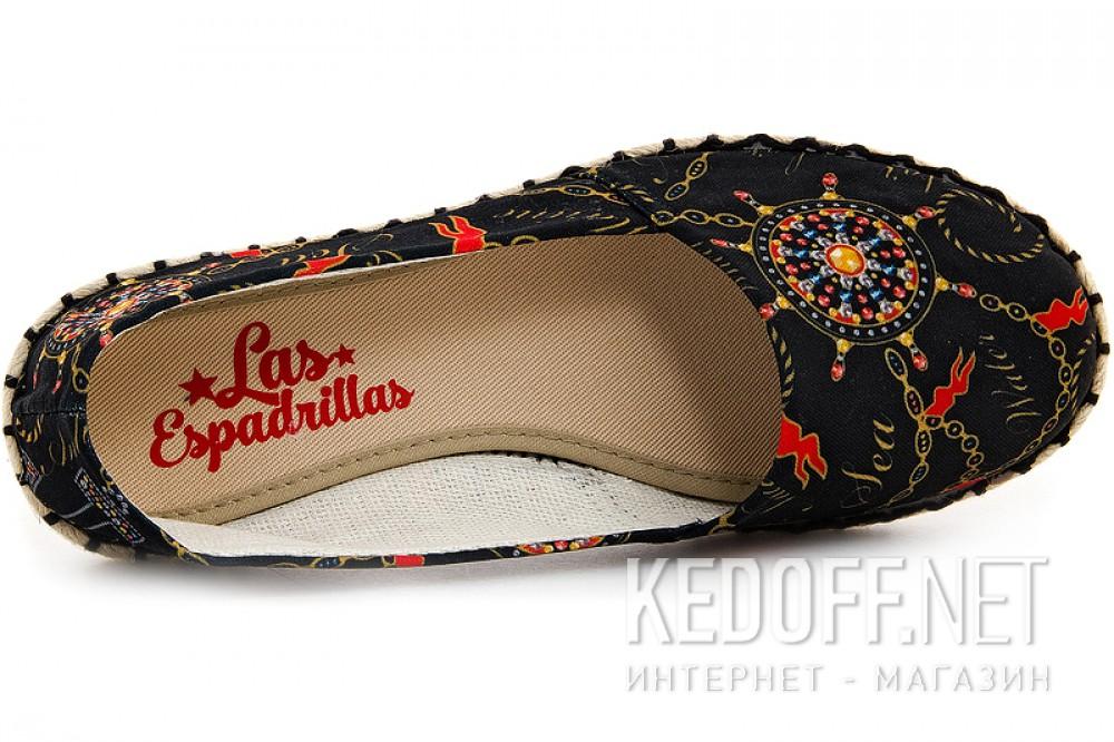Women's ballerinas Las Espadrillas V5909-27 Made in Spain