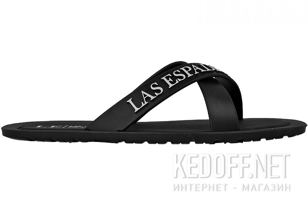 Мужские тапочки Las Espadrillas V6596-27 made in Italy