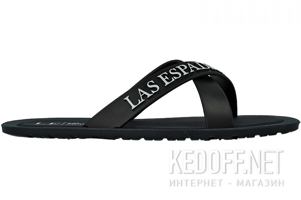 Чоловічі сланці Las Espadrillas V6596-89 Made in Italy