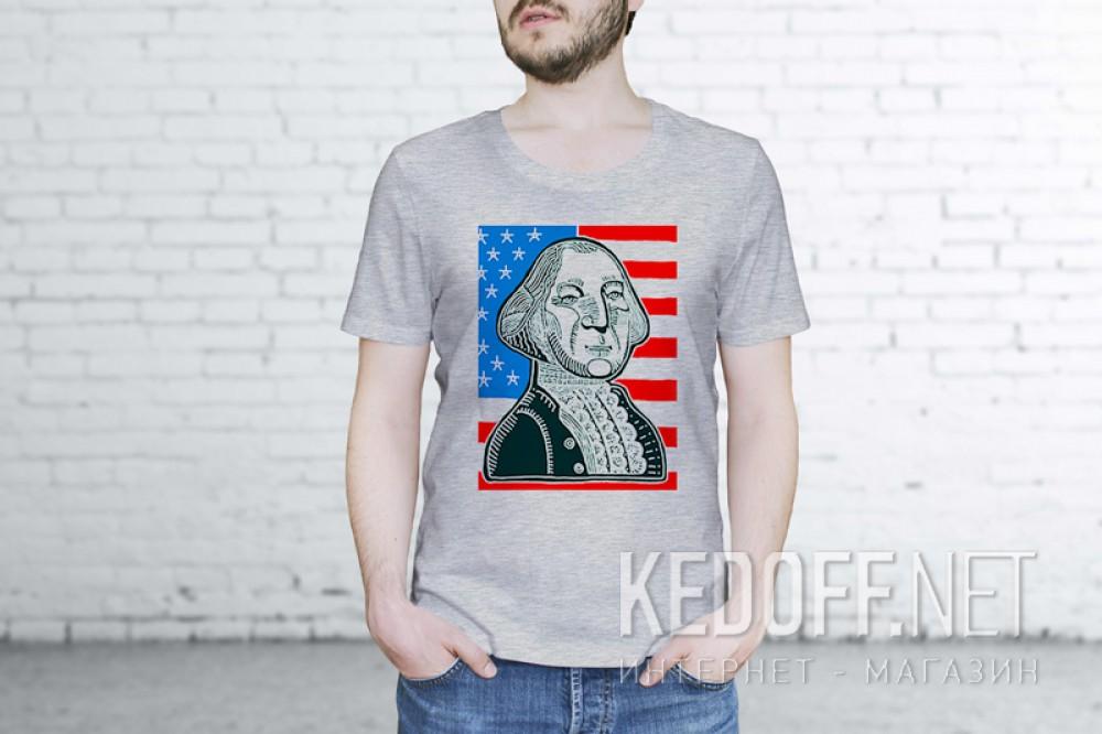 Купить Мужские футболки Las Espadrillas 5458-G858   (серый)