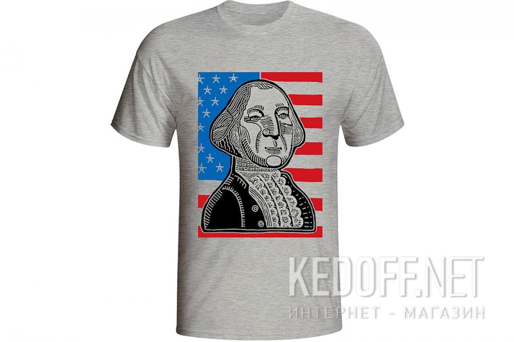 Мужские футболки Las Espadrillas 5458-G858   (серый) купить Украина