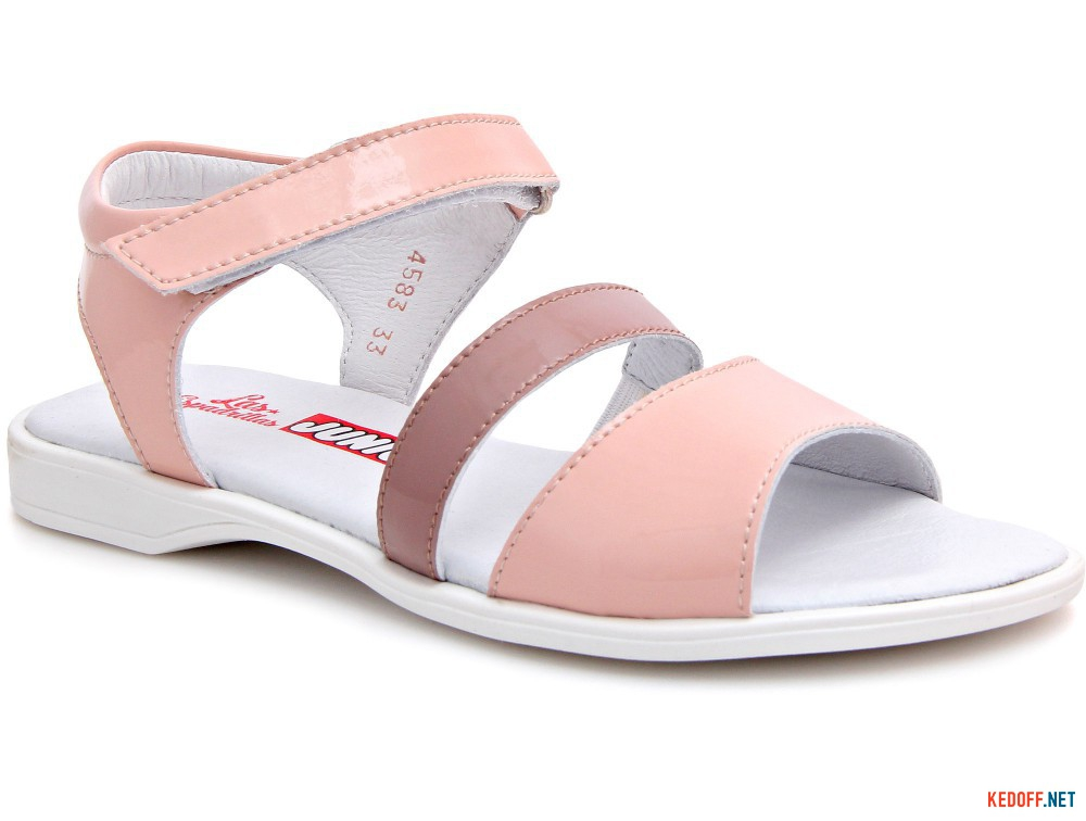 Summer sandals Las Espadrillas Junior 4583-09