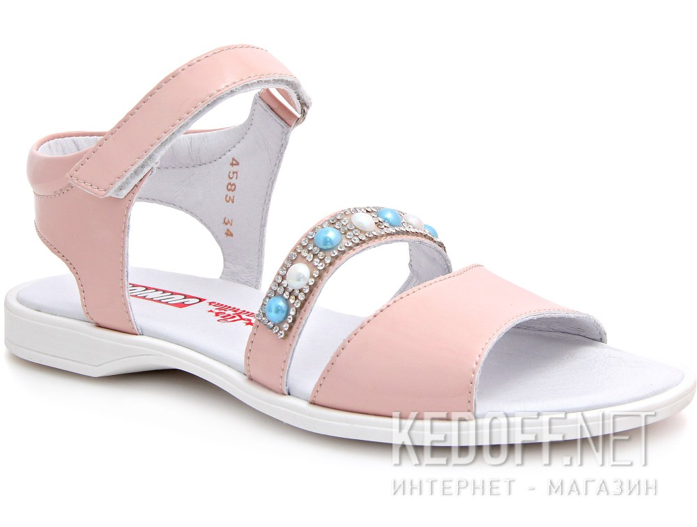 Summer sandals Las Espadrillas Junior 4583-10