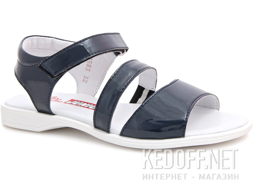 Summer sandals Las Espadrillas Junior 4583-17