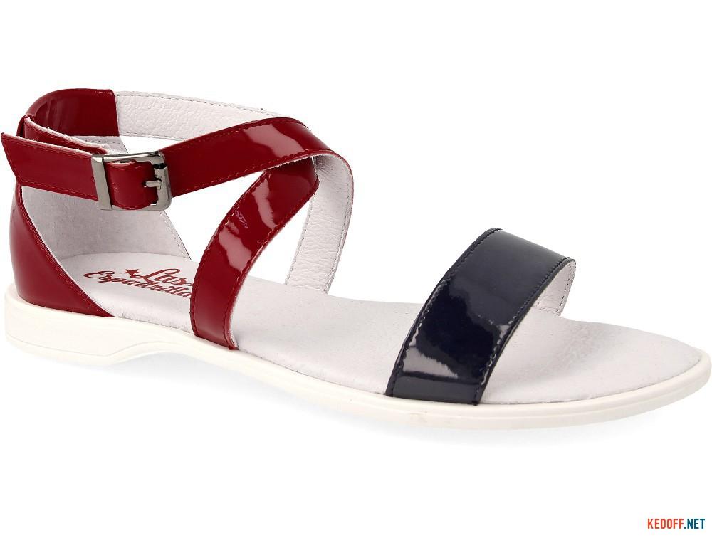 Summer sandals Las Espadrillas Junior 4588-11