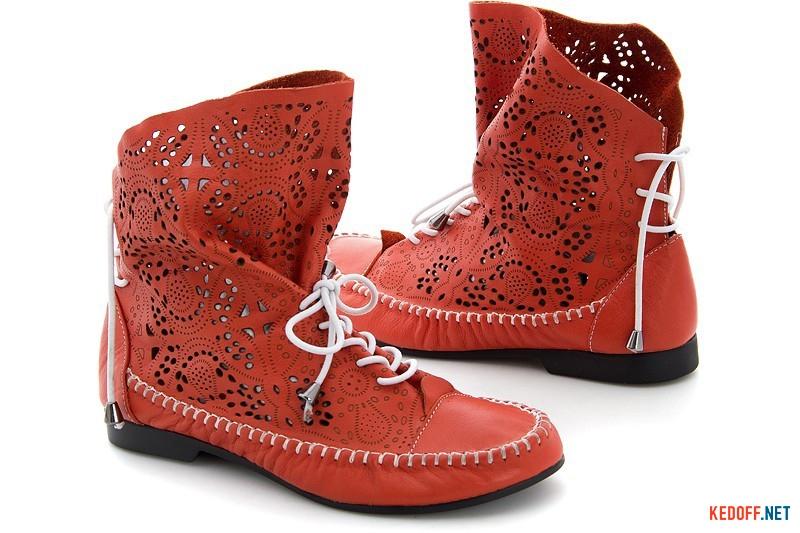 Літні чоботи Pegia 117-71 DP