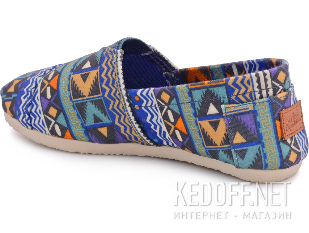 Summer shoes Las Espadrillas Native 3015-74 Multicolor