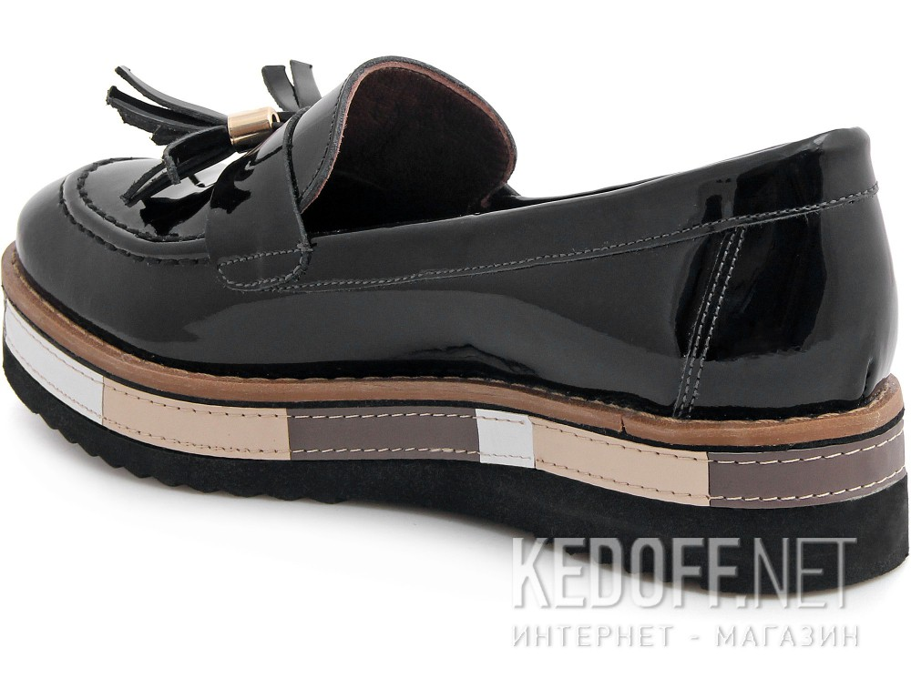 Fashion brogues Las Espadrillas 072201-27
