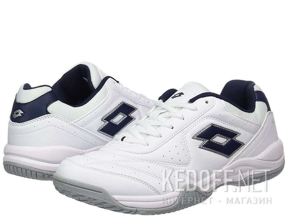 Мужская спортивная обувь Lotto Court Logo Xv S7292   (белый) купить Киев
