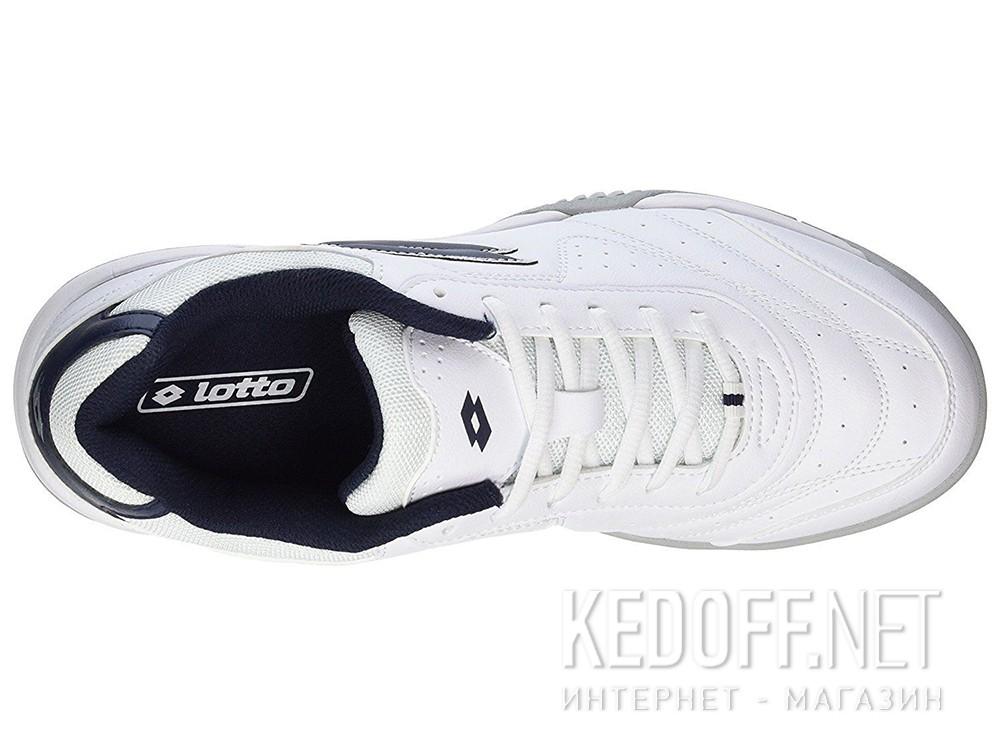 Оригинальные Мужская спортивная обувь Lotto Court Logo Xv S7292   (белый)