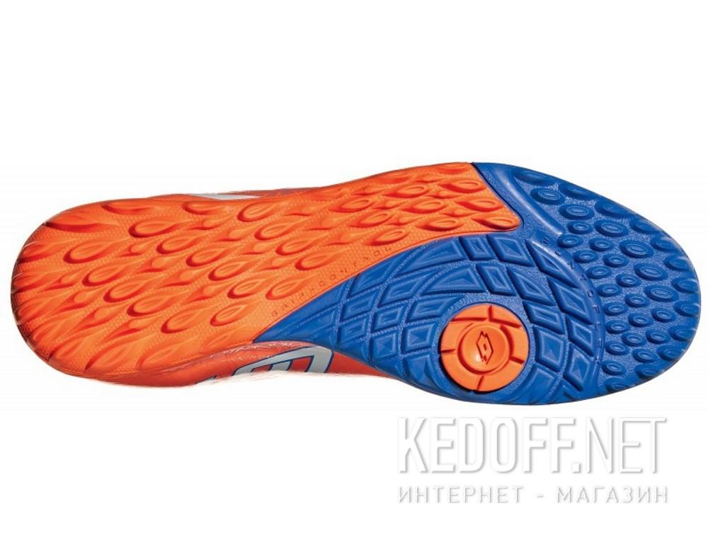 Бутсы Lotto LZG VIII 700 TF S3962 унисекс   (оранжевый/синий) купить Украина