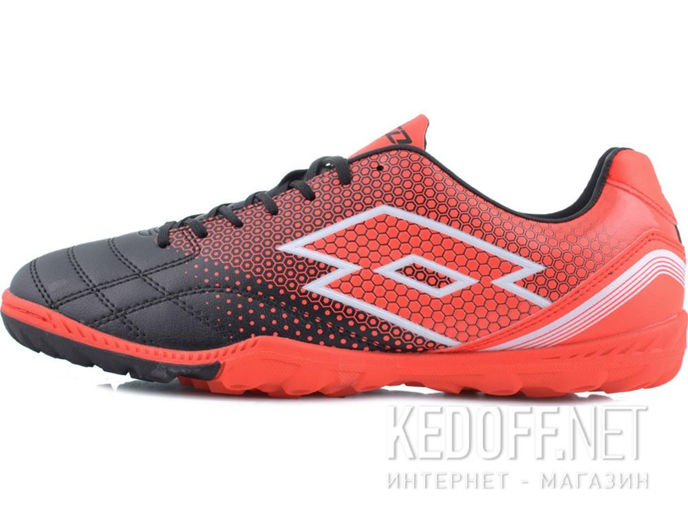 Спортивная обувь Lotto Spider 700 Xiii Tf S7177 унисекс   (чёрный/красный) купить Украина