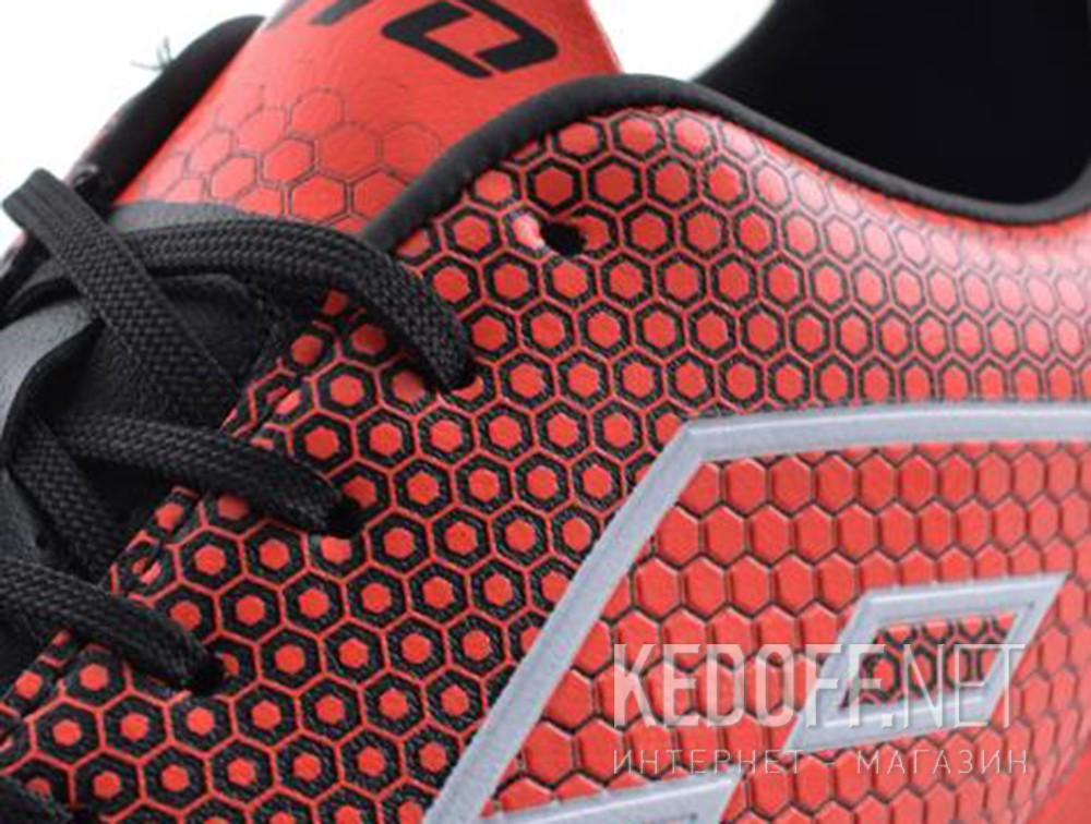Спортивная обувь Lotto Spider 700 Xiii Tf S7177 унисекс   (чёрный/красный) купить Киев