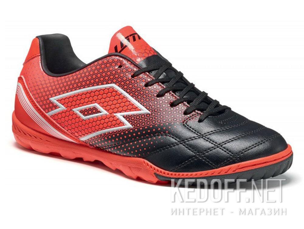 Купить Спортивная обувь Lotto Spider 700 Xiii Tf S7177 унисекс   (чёрный/красный)