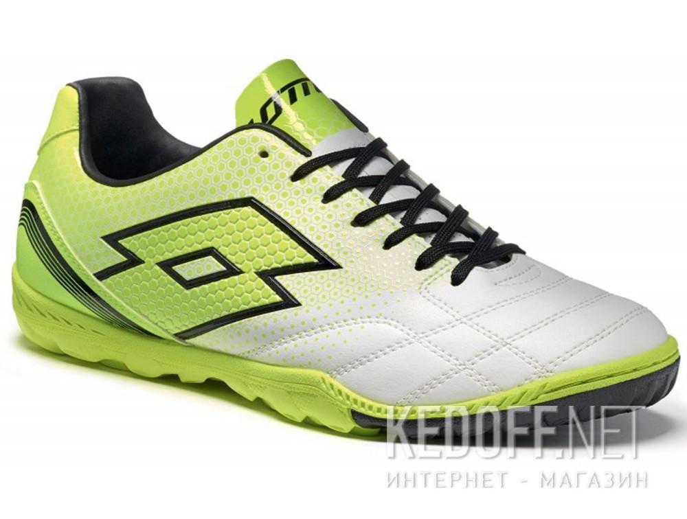 Купить Спортивная обувь Lotto Spider 700 Xiii Tf S7179 унисекс   (зеленый/серый)