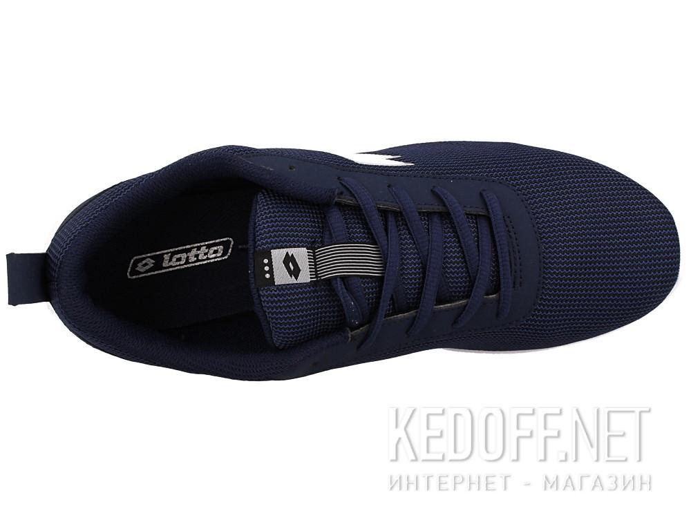 Оригинальные Мужские кроссовки Lotto Superlight Lite S9010   (тёмно-синий)