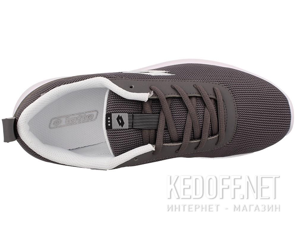 Оригинальные Мужские кроссовки Lotto Superlight Lite S9013   (серый)