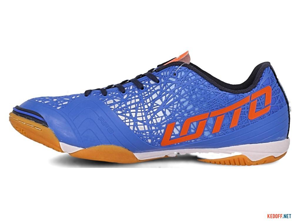 Кроссовки (футзал) Lotto TACTO II 300 ID S3979   (голубой) купить Киев