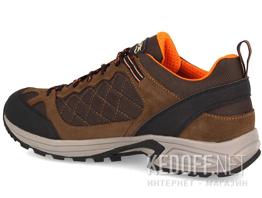 Мужские трекинговые кроссовки Lytos 8AB038-66 унисекс   (тёмно-коричневый/коричневый/чёрный) купить Украина