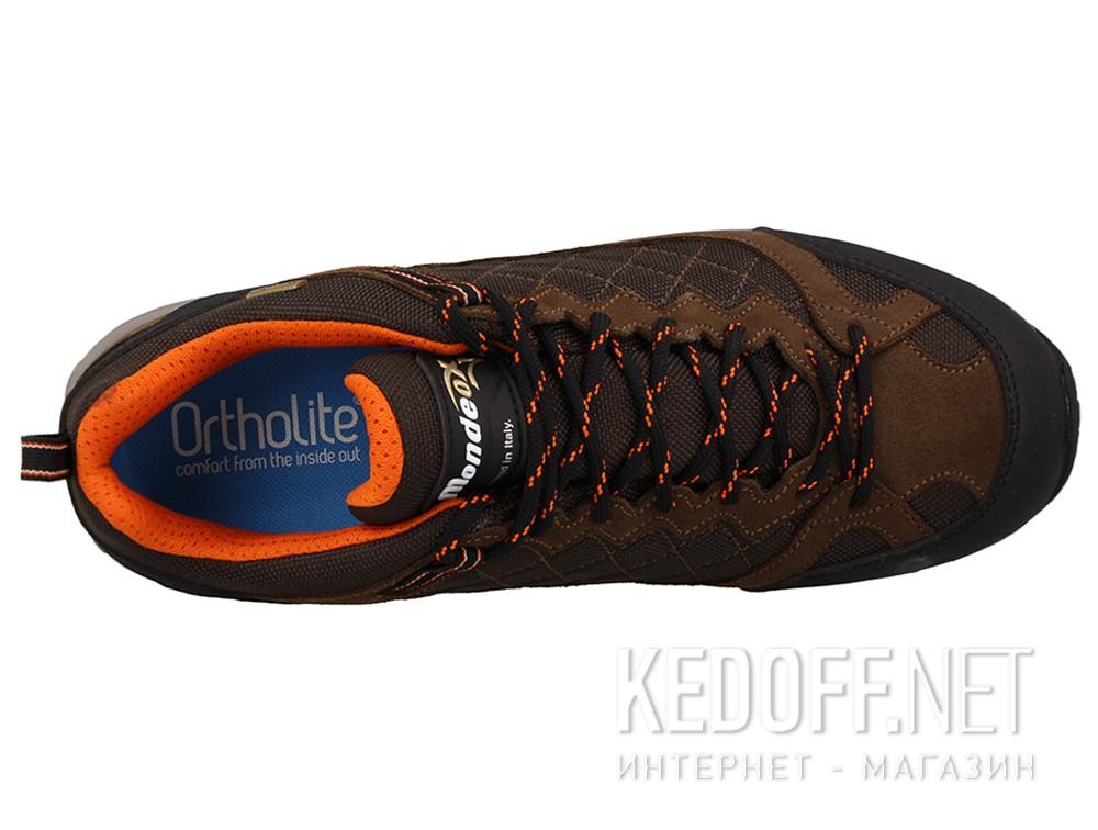 Мужские трекинговые кроссовки Lytos 8AB038-66 унисекс   (тёмно-коричневый/коричневый/чёрный) купить Киев