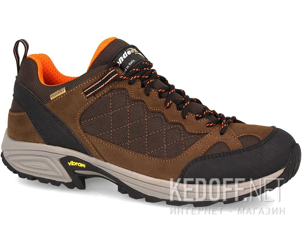 Купить Мужские трекинговые кроссовки Lytos 8AB038-66 унисекс   (тёмно-коричневый/коричневый/чёрный)