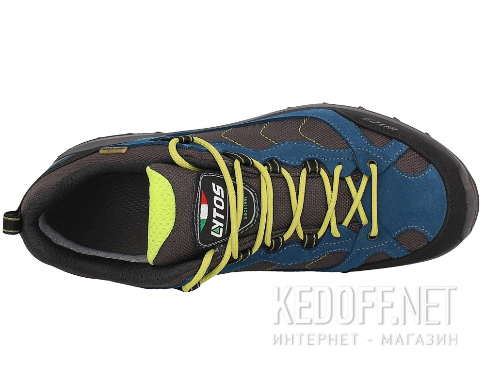 Мужские ботинки Lytos COSMIC JAB DYNAMIC 17 1JJ003-17WP   описание
