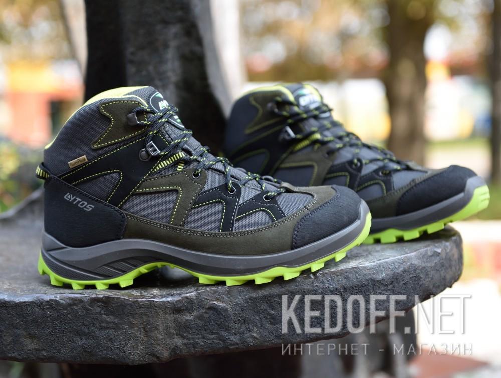 Цены на Мужские треккинговые  ботинки Lytos Cross Walk 5 1J251-5