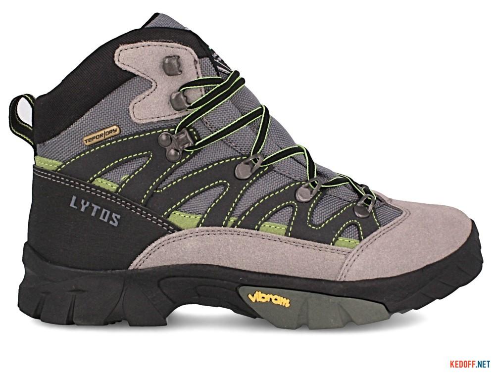 Туристическая обувь Lytos Eiger Lady 45 унисекс   (светло-коричневый/серый)