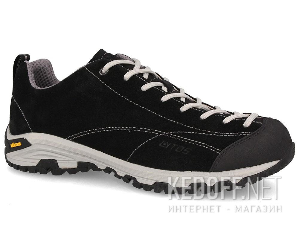 Купить Мужские трекинговые кроссовки Lytos FLORIANS VAR .F1 57B068-F1 Vibram Серая Замша