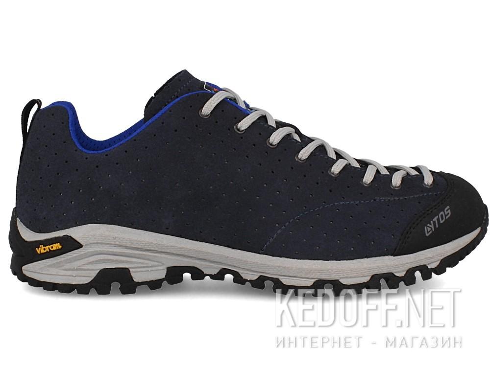 Мужские трекинговые кроссовки Lytos FLORIANS VAR.V1.FORATE 57B068-V1  (тёмно-синий/чёрный/серый) купить Украина