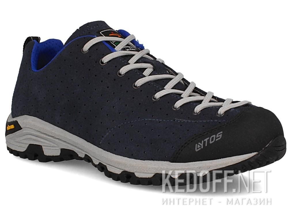 Купить Мужские трекинговые кроссовки Lytos FLORIANS VAR.V1.FORATE 57B068-V1  (тёмно-синий/чёрный/серый)