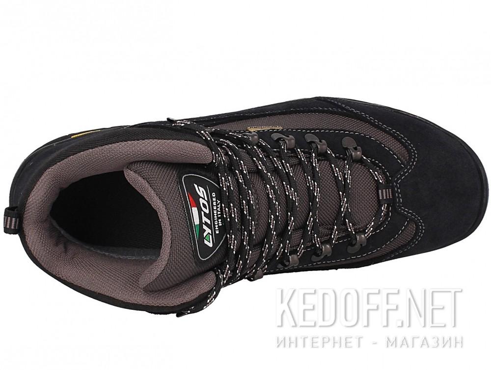 Мужские треккинговые ботинки Lytos LAKE 16 88829-16FC   описание