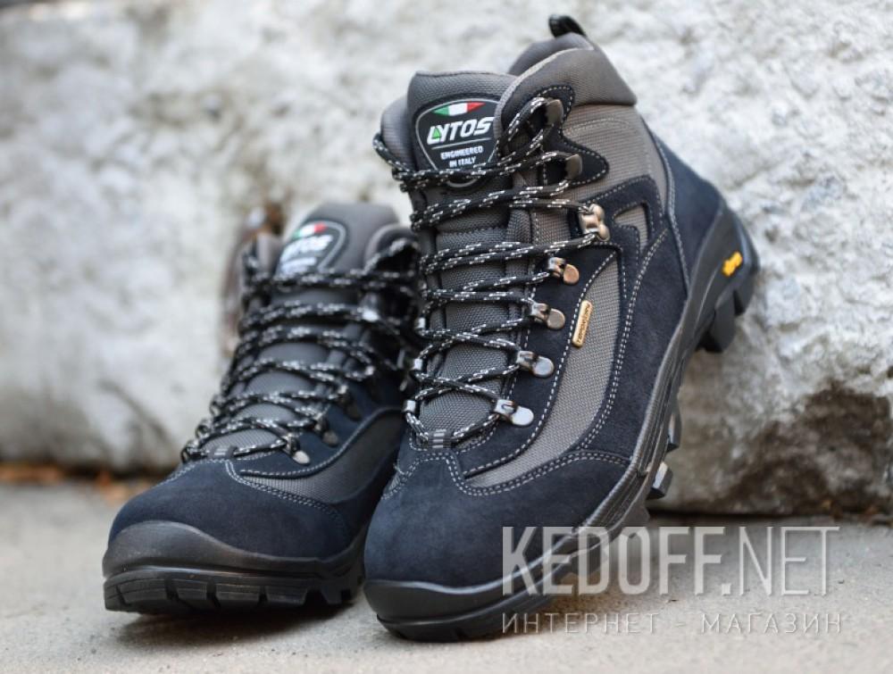 Мужские треккинговые ботинки Lytos LAKE 16 88829-16FC   все размеры