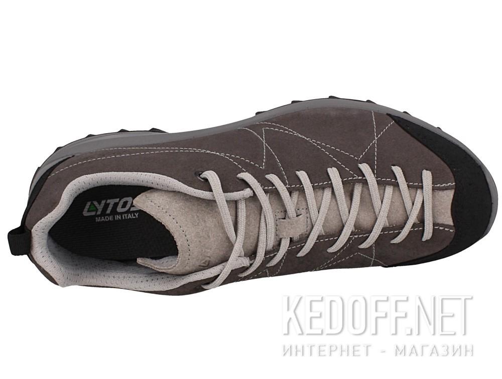 Оригинальные Трекинговые кроссовкки Lytos Le Florians Jab 3D 2 1JJ001-2  унисекс  (серый)