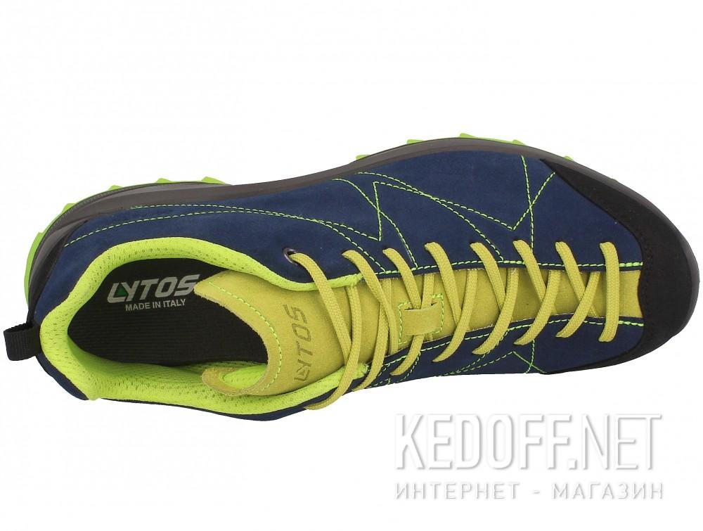 Мужские полуботинки Lytos Le Florians Jab 3D 7 1Jj001-7   (синий) описание