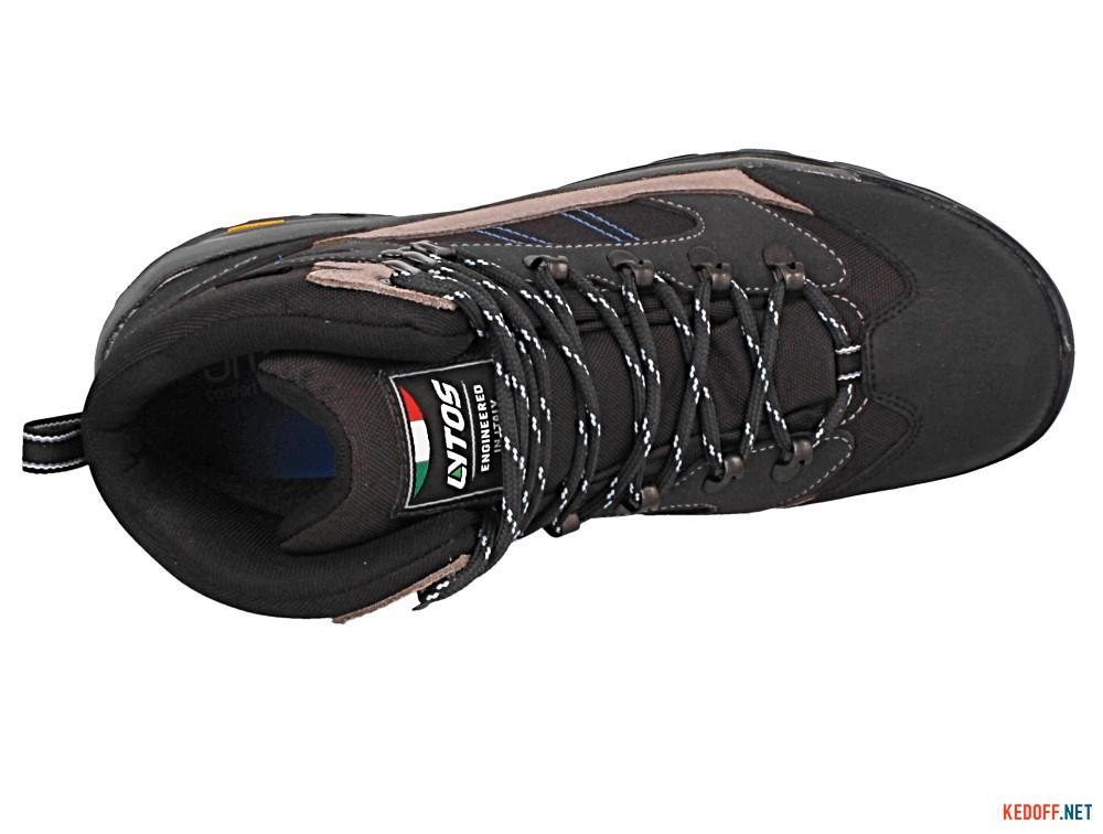 Оригинальные Ботинки Lytos Nawat Kay 16 унисекс   (светло-коричневый/western/чёрный)