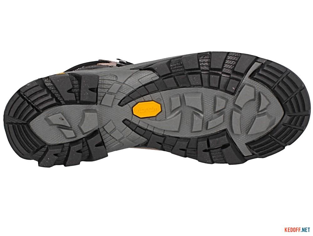 Ботинки Lytos Nawat Kay 16 унисекс   (светло-коричневый/western/чёрный) описание