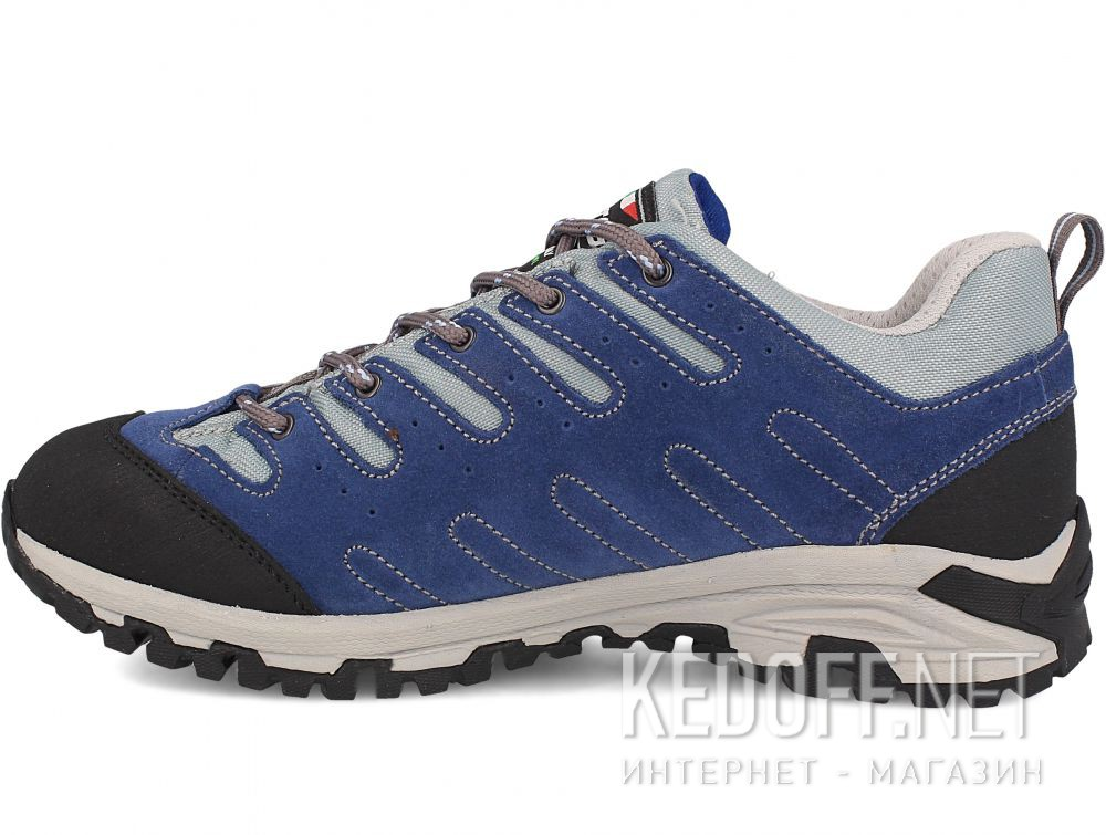 Оригинальные Кроссовки Lytos NITRON Vibram 121 57B007-121 Синяя замша