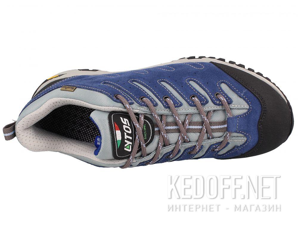 Цены на Кроссовки Lytos NITRON Vibram 121 57B007-121 Синяя замша