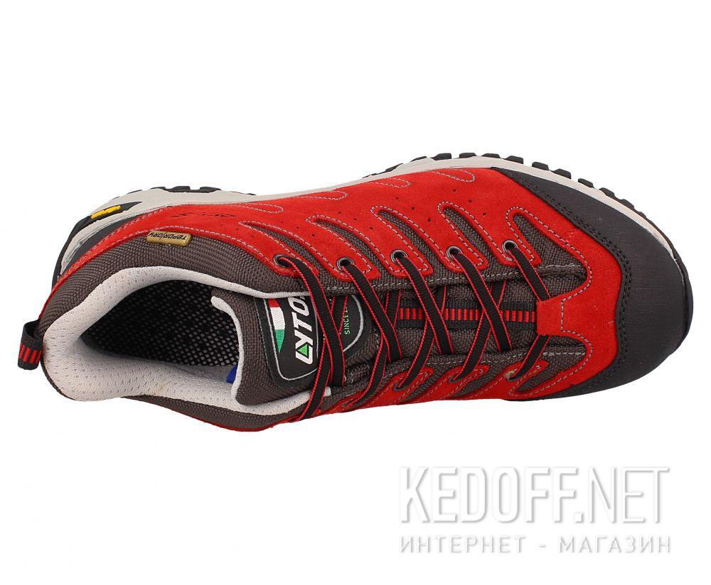 Цены на Кроссовки Lytos NITRON 53 57B007-53 Vibram Красная замша