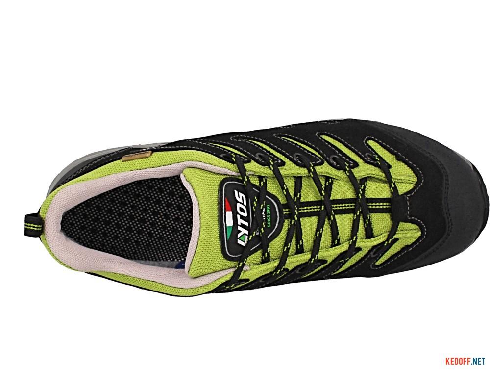 Оригинальные Ботинки Lytos Nitron 95 8AB007-95 Vibram  (чёрный)